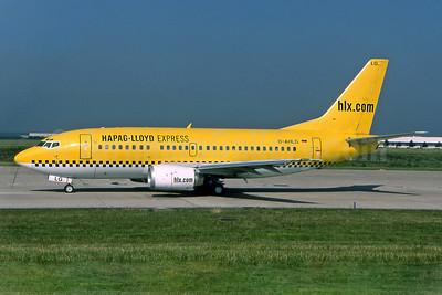 Hapag-Lloyd Express - hlx.com Boeing 737-5K5 D-AHLG (msn 24776) ORY (Pepscl). Image: 940191.