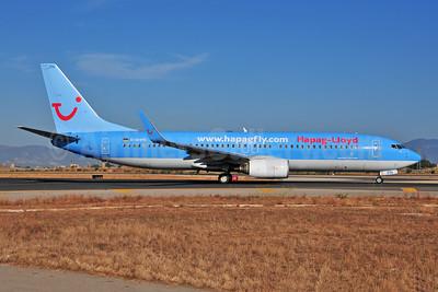 Airline Color Scheme - Introduced 2001 (TUI)