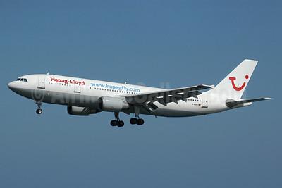 Hapag-Lloyd Flug (www.hapagfly.com) Airbus A300B4-605R D-AIAX (msn 773) ACE (Ton Jochems). Image: 937160.
