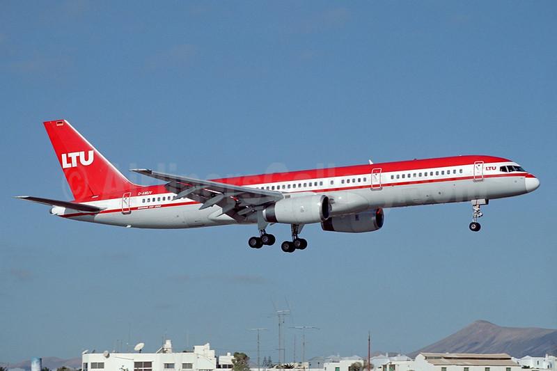 LTU International Airways Boeing 757-2G5 D-AMUV (msn 23928) ACE (Antony J. Best). Image: 936696.