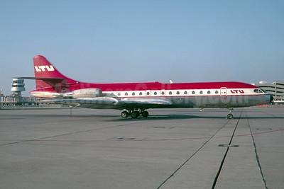 LTU International Airways Sud Aviation SE.210 Caravelle 10B1R D-ABAW (msn 239) (Bruce Drum Collection). Image: 955451.