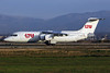 LTU International Airways-WDL BAe 146-300 D-AWBA (msn E3134) PMI (Javier Rodriguez). Image: 906300.