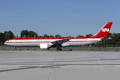 LTU International Airways Airbus A330-322 D-AERK (msn 120) PMI (Christian Volpati). Image: 949608.