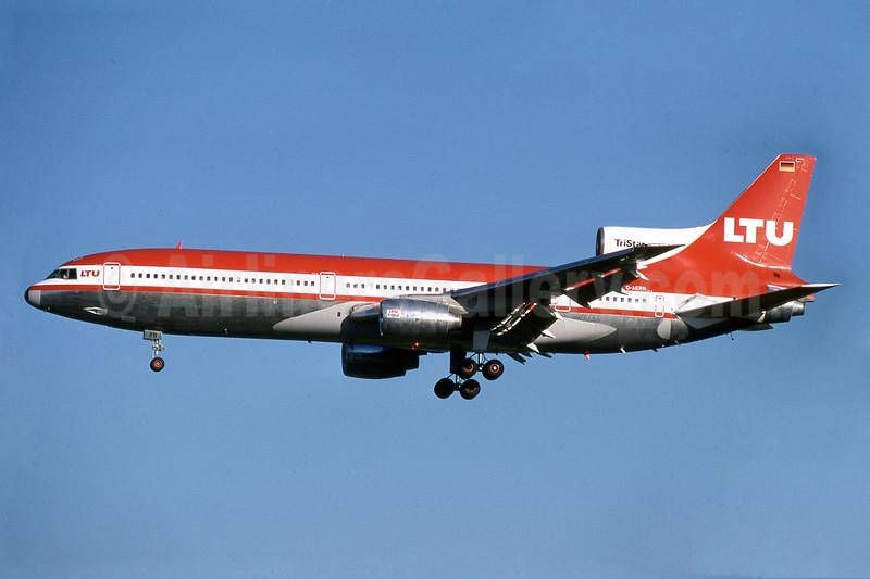 LTU International Airways Lockheed L-1011-385-1-15 TriStar 200 D-AERN (msn 1158) YYZ (TMK Photography). Image: 934490.
