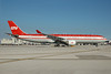 LTU International Airways Airbus A330-322 D-AERS (msn 171) MIA (Bruce Drum). Image: 100455.