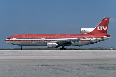LTU International Airways Lockheed L-1011-385-1-15 TriStar 200 D-AERN (msn 1158) ATH (Richard Vandervord). Image: 949149.