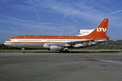 LTU International Airways Lockheed L-1011-385-3 TriStar 500 D-AERT (msn 1183) ZRH (Rolf Wallner). Image: 912788.