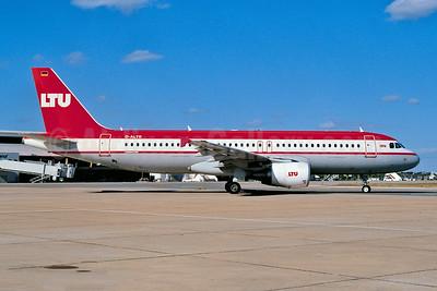 LTU International Airways Airbus A320-214 D-ALTE (msn 1504) DUS (Ton Jochems). Image: 953790.