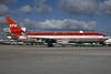 LTU International Airways McDonnell Douglas MD-11 D-AERB (msn 48484) MIA (Bruce Drum). Image: 104208.