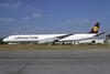 Lufthansa Cargo McDonnell Douglas DC-8-73AF D-ADUE (msn 46044) FRA (Christian Volpati Collection). Image: 924035.
