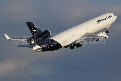 Lufthansa Cargo McDonnell Douglas MD-11F D-ALCB (msn 48782) FRA (Marcelo F. De Biasi). Image: 941407.