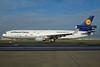 "Lufthansa Cargo's 2015 ""Step by step"" special livery"