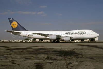 Lufthansa Cargo Boeing 747-230B (F) D-ABYW (msn 22669) ZRH (Marcel Walther - Bruce Drum Collection). Image: 955326.