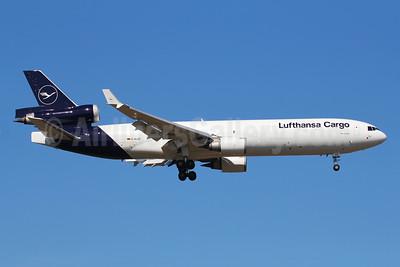 Lufthansa Cargo McDonnell Douglas MD-11F D-ALCB (msn 48782) FRA (Marcelo F. De Biasi). Image: 943188.