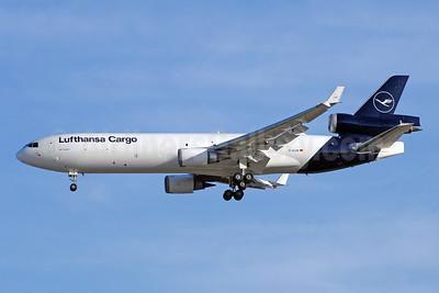 Lufthansa Cargo McDonnell Douglas MD-11F D-ALCB (msn 48782) YYZ (TMK Photography). Image: 941371.