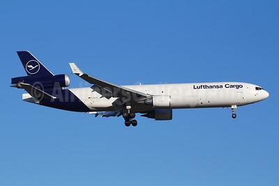 Lufthansa Cargo McDonnell Douglas MD-11F D-ALCA (msn 48781) FRA (Marcelo F. De Biasi). Image: 945814.