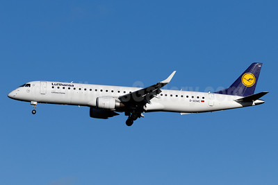 "Lufthansa is removing ""Regional"" in the titles on the E195s"