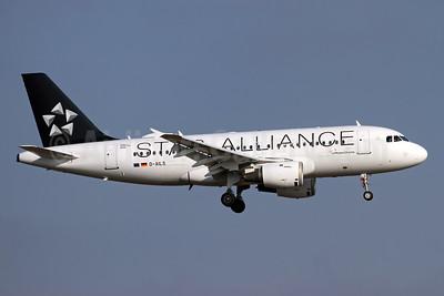 Lufthansa CityLine Airbus A319-114 D-AILS (msn 729) (Star Alliance) ZRH (Andi Hiltl). Image: 949208.