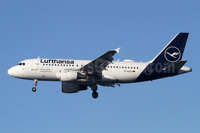 Lufthansa - Lufthansa CityLine Airbus A319-114 D-AILB (msn 610) LHR (SPA). Image: 947986.