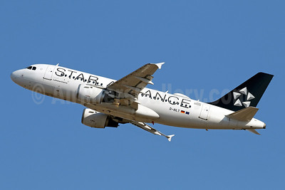 Lufthansa - Lufthansa CityLine Airbus A319-114 D-AILT (msn 738) (Star Alliance) PMI (Javier Rodriguez). Image: 951050.