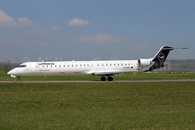 Lufthansa - Lufthansa CityLine Bombardier CRJ900 (CL-600-2D24) D-ACNC (msn 15236) ZRH (Andi Hiltl). Image: 946254.