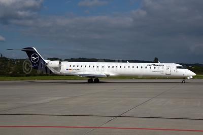 Lufthansa-Lufthansa CityLine Bombardier CRJ900 (CL-600-2D24) D-ACNR (msn 15263) ZRH (Rolf Wallner). Image: 954811.