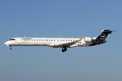 Lufthansa-Lufthansa CityLine Bombardier CRJ900 (CL-600-2D24) D-ACNT (msn 15264) ZRH (Andi Hiltl). Image: 950594.