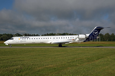 Lufthansa-Lufthansa CityLine Bombardier CRJ900 (CL-600-2D24) D-ACNN (msn 15254) ZRH (Rolf Wallner). Image: 950437.
