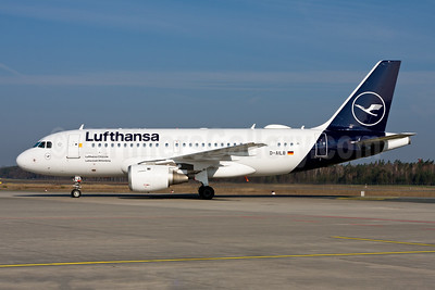 D-AILB - First Airbus A319 for CityLine