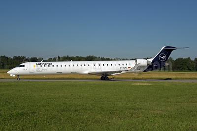 Lufthansa-Lufthansa CityLine Bombardier CRJ900 (CL-600-2D24) D-ACNL (msn 15252) ZRH (Rolf Wallner). Image: 946832.