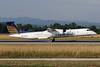 Lufthansa Regional-Augsburg Airways Bombardier DHC-8-402 (Q400) D-ADHB (msn 4029) BSL (Paul Bannwarth). Image: 925954.