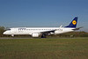 Lufthansa-Lufthansa CityLine Embraer ERJ 190-100LR D-AECE (msn 19000341) ZRH (Rolf Wallner). Image: 941638.
