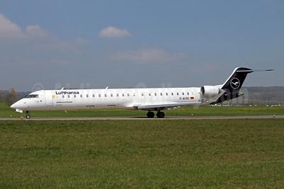 Lufthansa-Lufthansa CityLine Bombardier CRJ900 (CL-600-2D24) D-ACNC (msn 15236) ZRH (Andi Hiltl). Image: 946254.