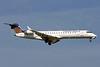 Lufthansa Regional-Eurowings Bombardier CRJ700 (CL-600-2C10) D-ACSB (msn 10028) LHR (Terry Wade). Image: 901155.