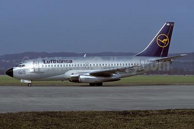 Lufthansa Boeing 737-230 D-ABHD (msn 22635) ZRH (Rolf Wallner). Image: 935448.