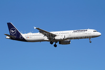 Lufthansa Airbus A321-231 D-AIDI (msn 4753) FRA (Marcelo F. De Biasi). Image: 950098.