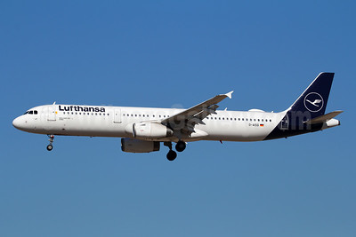 Lufthansa Airbus A321-231 D-AISQ (msn 3936) FRA (Marcelo F. De Biasi). Image: 946287.