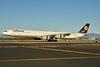 Lufthansa Airbus A340-642 D-AIHH (msn 566) JFK (Fred Freketic). Image: 935549.