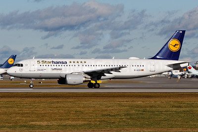 Lufthansa was awarded the Skytrax 5 Star Airline rating
