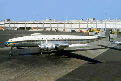 Leased from Transocean Air Lines (1st) in March 1959