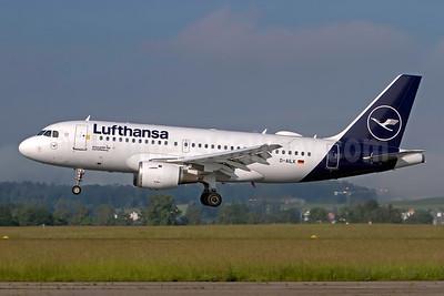 Lufthansa Airbus A319-114 D-AILK (msn 679) ZRH (Andi Hiltl). Image: 954060.