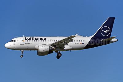 Lufthansa Airbus A319-114 D-AILC (msn 616) ZRH (Rolf Wallner). Image: 954108.