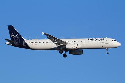 Lufthansa Airbus A321-231 D-AISP (msn 3864) FRA (Marcelo F. De Biasi). Image: 941015.