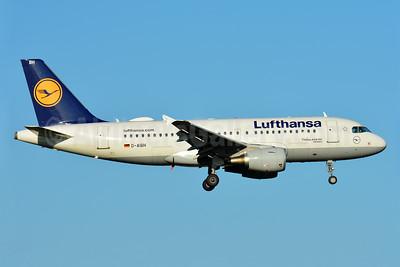 Lufthansa Airbus A319-112 D-AIBH (msn 5239) ZRH (Paul Bannwarth). Image: 939750.