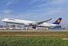 Lufthansa Airbus A340-642 D-AIHD (msn 537) LAX. Image: 932598.