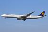 Lufthansa Airbus A340-642 D-AIHY (msn 987) LAX (Michael B. Ing). Image:  924038.