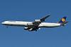 Lufthansa Airbus A340-642 D-AIHT (msn 846) JFK (Fred Freketic). Image: 935551.
