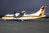 NFD (Nurnberger Flugdienst) ATR 42-300 F-ODSA (msn 011) NUE (Christian Volpati Collection). Image: 935644.