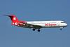 OLT Jetair (OLT Express) (Germany) Fokker F.28 Mk. 0100 D-AFKB (msn 11527) ZRH (Andi Hiltl). Image: 920598.