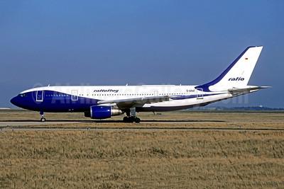 Ratioflug Airbus A300B2-1C D-ARAT (msn 102) CDG (Christian Volpati Collection). Image: 945477.